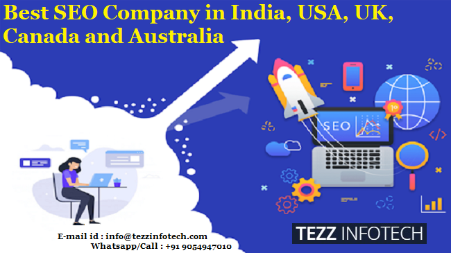 Best SEO Company in India, USA, UK, Canada and Australia