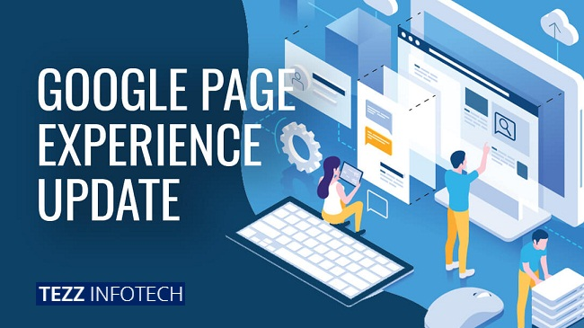 Google Algorithm Update 2021 : Page Experience Update