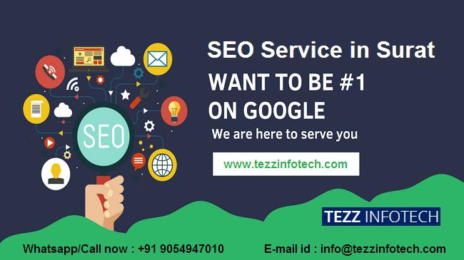 SEO Services in Surat