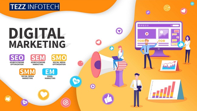 Top 5 Digital Marketing Company