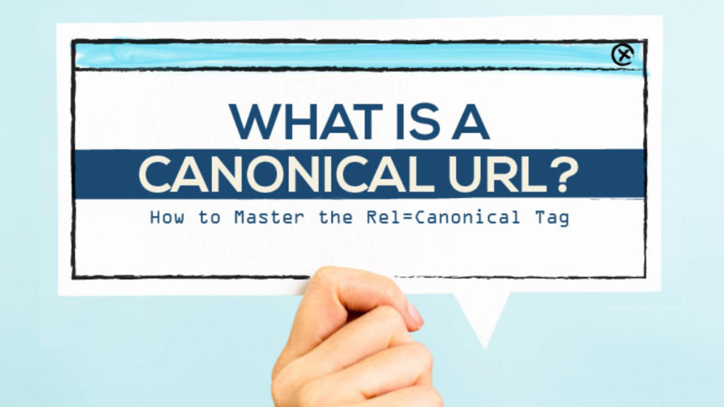 What is a canonical URL?