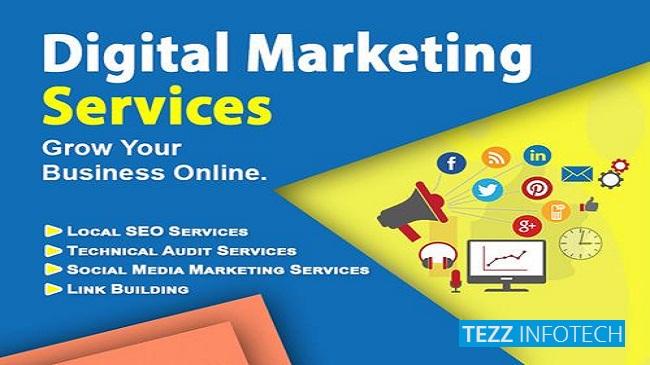 Top Digital Marketing Services in Surat