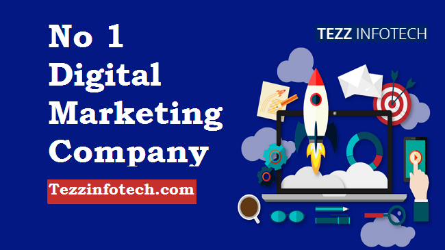 No 1 Digital Marketing Company