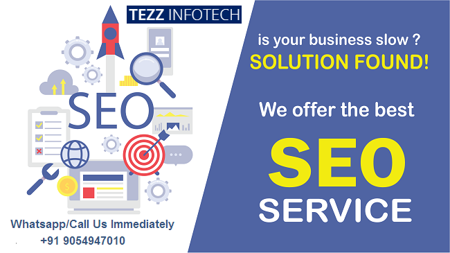 Best SEO Services Company in World